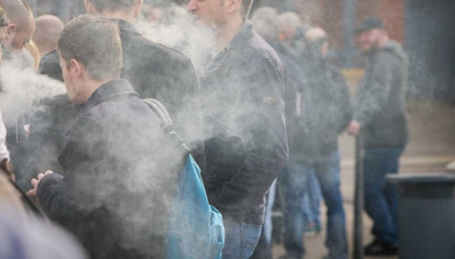 The hidden dangers of Second hand vape