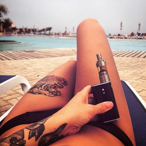 Vapers and traveling abroad.