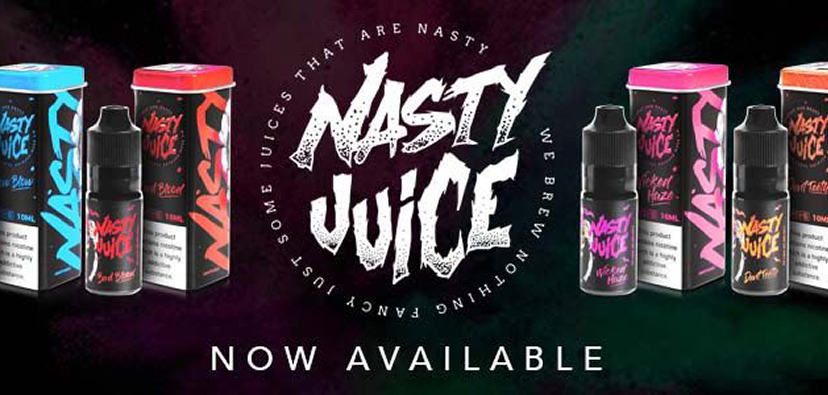 Nasty Juice - E-Liquid from New Age Smoke