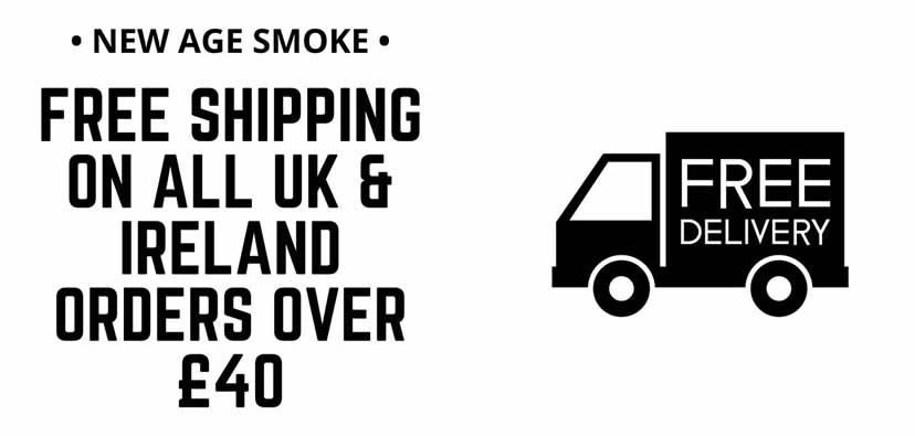 Free shipping - UK- New Age Smoke